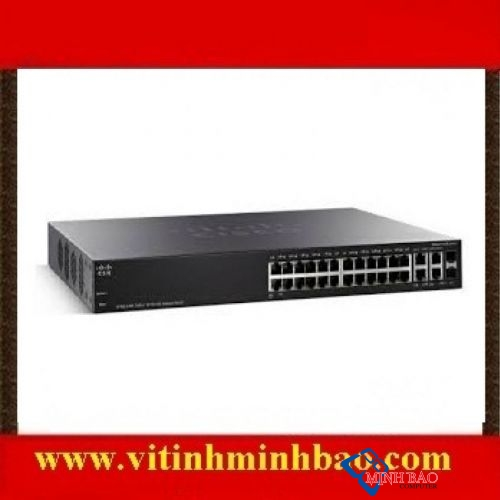 Cisco SF300-24MP