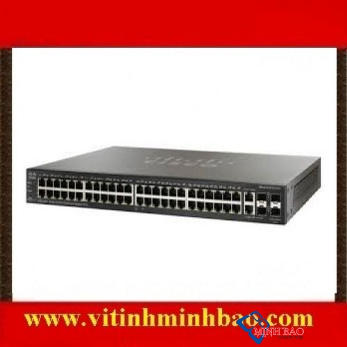 Cisco SF300-48PP