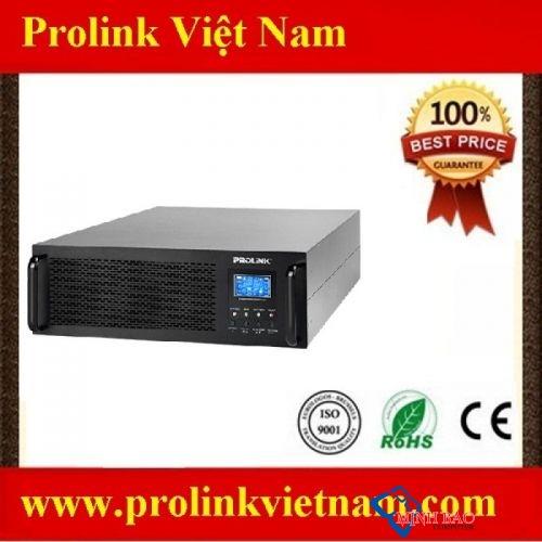 Bộ lưu điện prolink 10VA rackmount 3 pha vào 1 pha ra model Pro83110RS