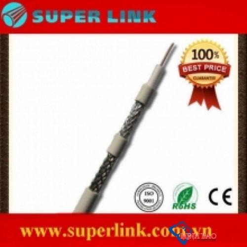 Cáp camera RG6 Superlink